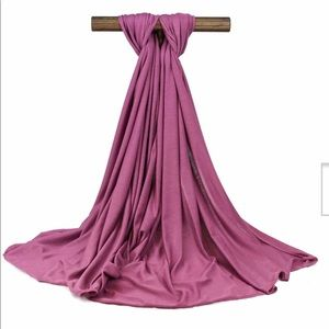 Extra Long T-shirt Scarf Hijab Tichel Mitpachat
